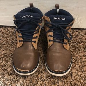 Nautica Hitop Leather shoes/boots